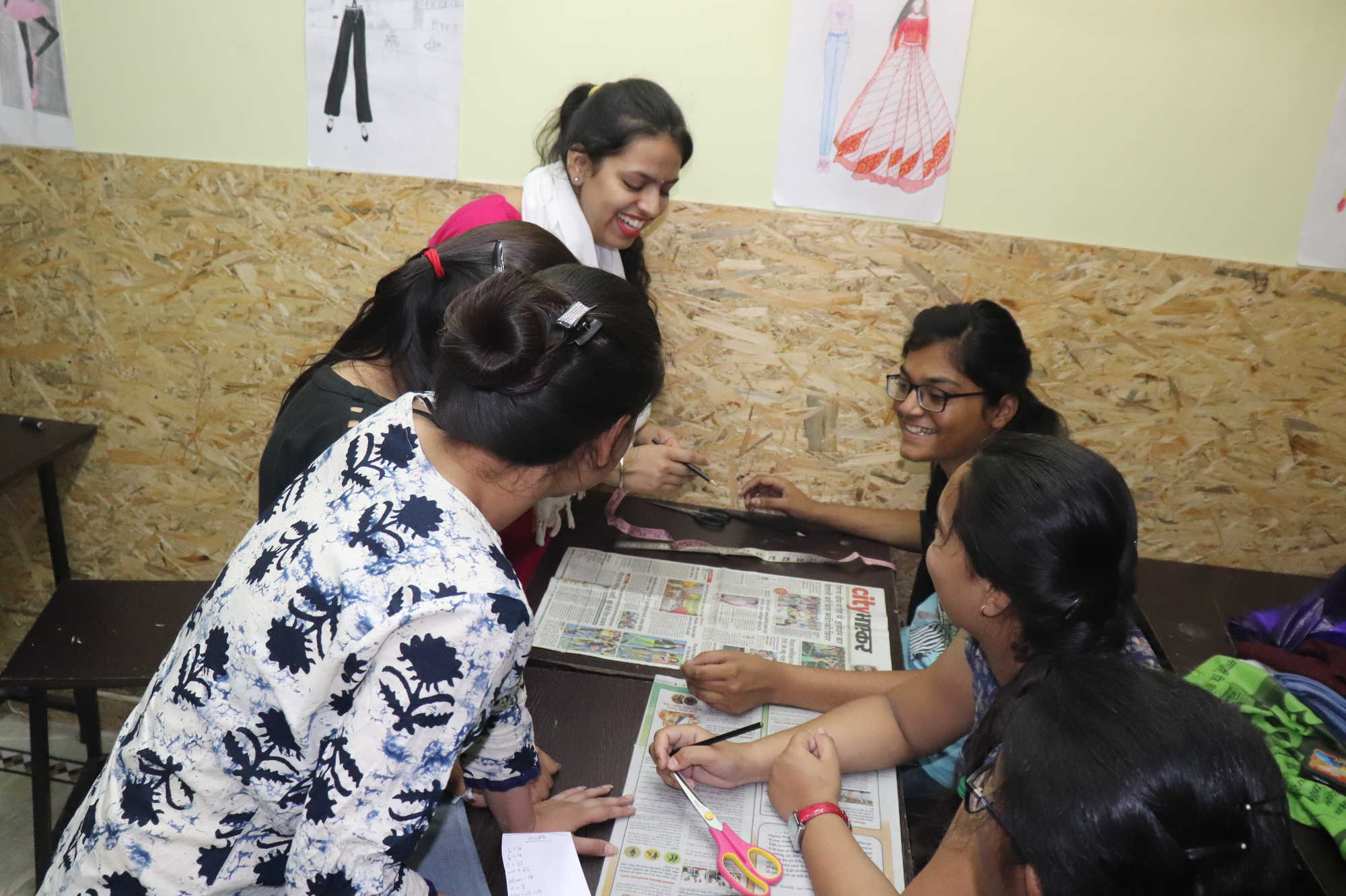 Shree Jee Institute, Fashion Designing Institute in Gwalior, Fashion Designing,